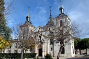 Iglesia de Nuevo Baztan