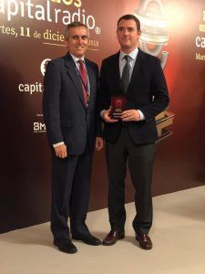 I Premios Capital Radio WOLTERSKLUWER