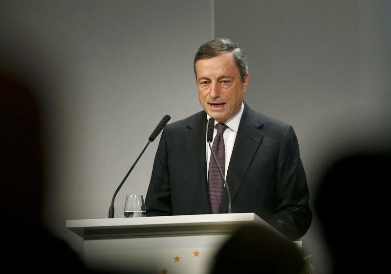 La bolsa sube con moderación a la espera del BCE