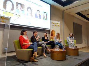 Las Mujeres Nos Movemos es una asociación sin ánimo de lucro cuyo objetivo es transformar la vida de las mujeres, fomentando un estilo de vida saludable integral gracias a la tecnología.