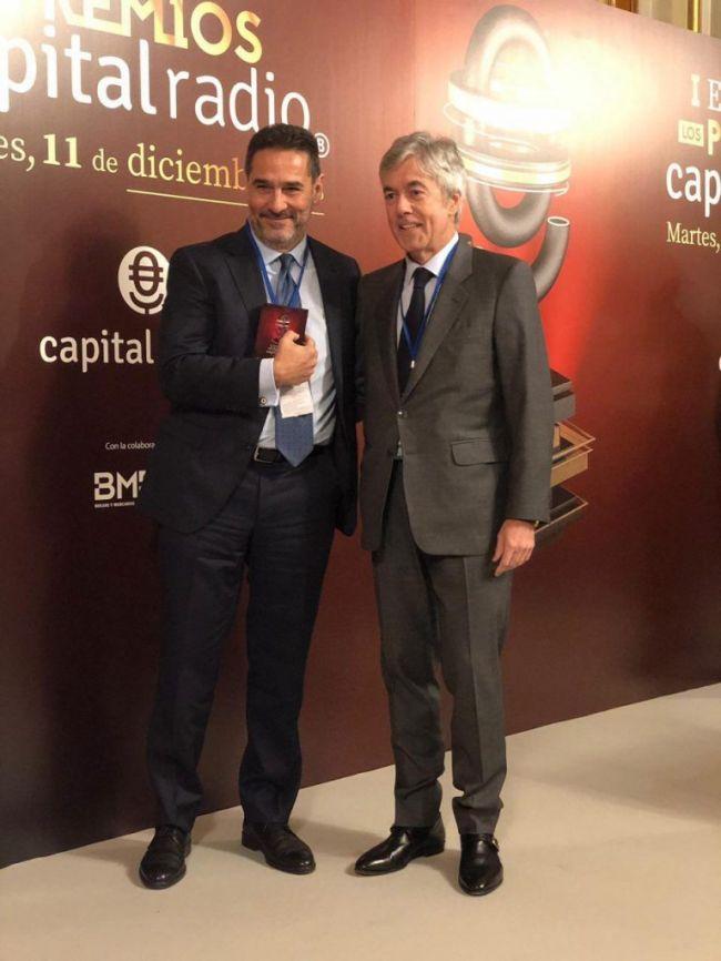 I Premios Capital Radio a la Excelencia Empresarial Via Celere 2