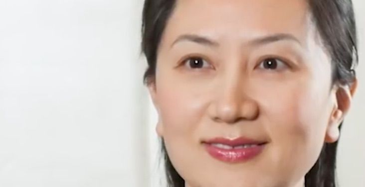 Sabrina Meng, CFO de Huawei