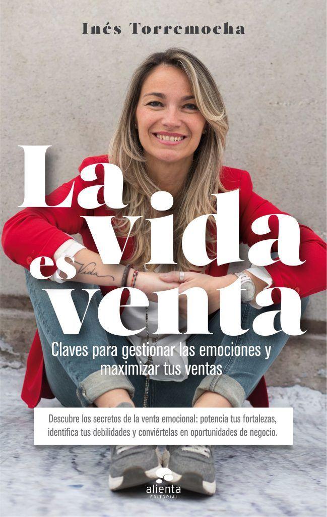 Portada de 'La vida es venta', de Inés Torremocha