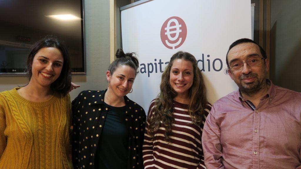 Beatriz Álvarez, Ara Rodríguez y Sara Poza han entrevistado a Daniel Burgos