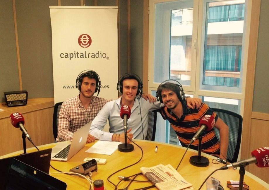 ¿Cómo financiarse con crowdfunding Con Gregorio López-Triviño (Lánzanos) y Jorge Antón Sanz (MytripleA) en Rompiendo Reglas. Con Javi Sánchez y Carlos Regatero