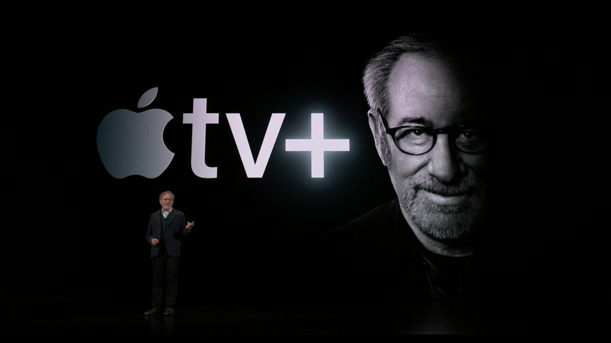 Steven Spielberg Apple TV+