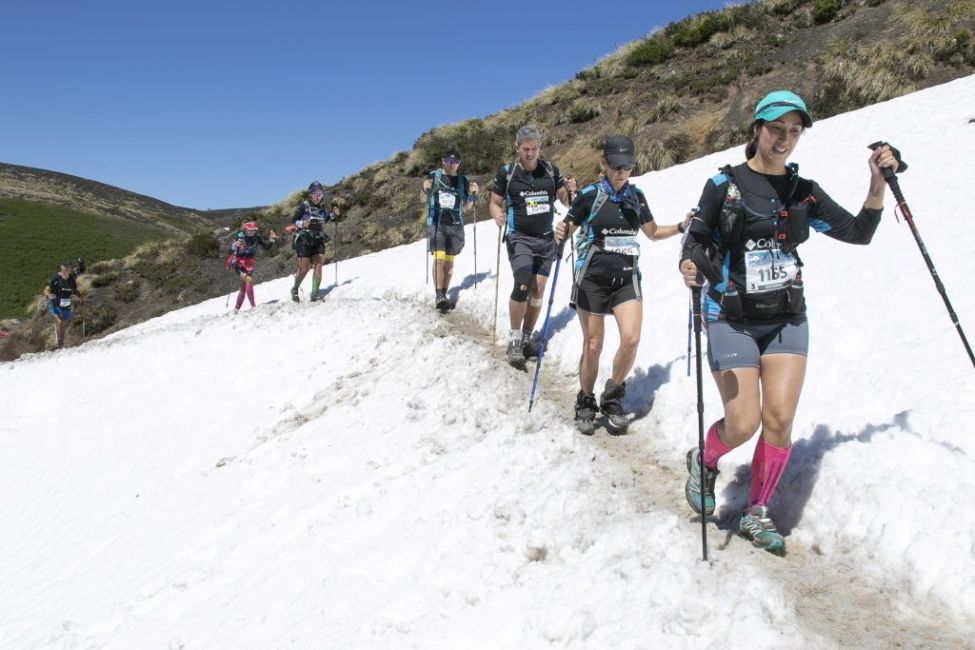 Cruce Columbia: carrera en la Cordillera de los Andes - A TU RITMO