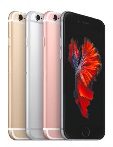 iphone 6 y 6S