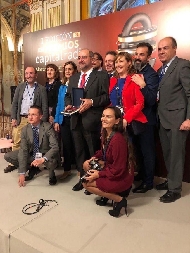 I Premios Capital Radio JENASA GRUPO