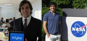 Jorge Schnura de Tyba y Luis González-Blanch en Capital Radio, Rompiendo Reglas